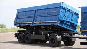 Автоприцепы для грузовых автомобилей КамАз